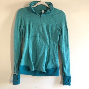Lululemon Runderful Half ZIP Long Sleeve Top 6